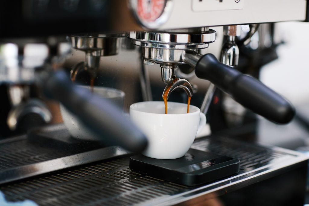 bureaux coffee extraction