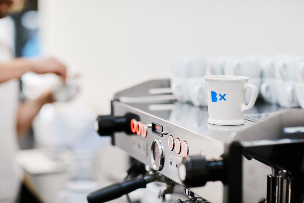 bureaux coffee machine