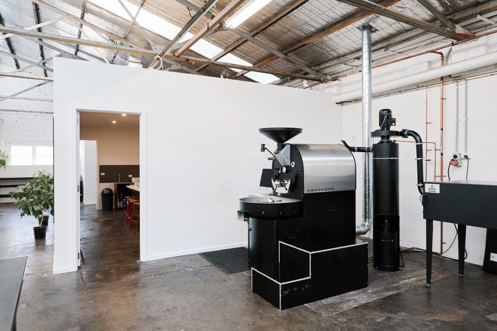 bureaux coffee roaster