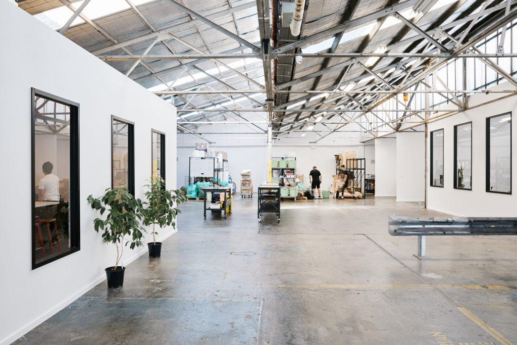 bureaux coffee warehouse
